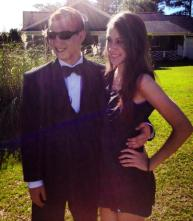 J and L prom 2