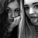 Lindsay and Annarose 4