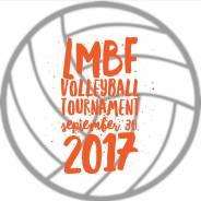LMBF Volleyball logo