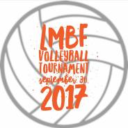 LMBF Volleyball logo